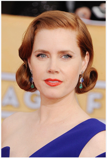 SAG AWARDS Amy Adams red carpet