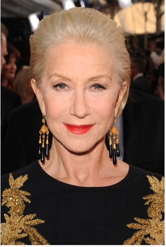 SAG AWARDS Helen Mirren red carpet